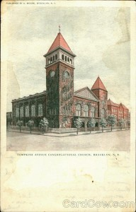 Tompkins Avenue Congregational Church.