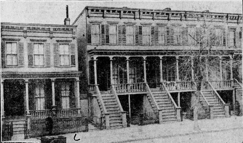 The Survival Of Wood Frame Houses 1904 The Brownstone