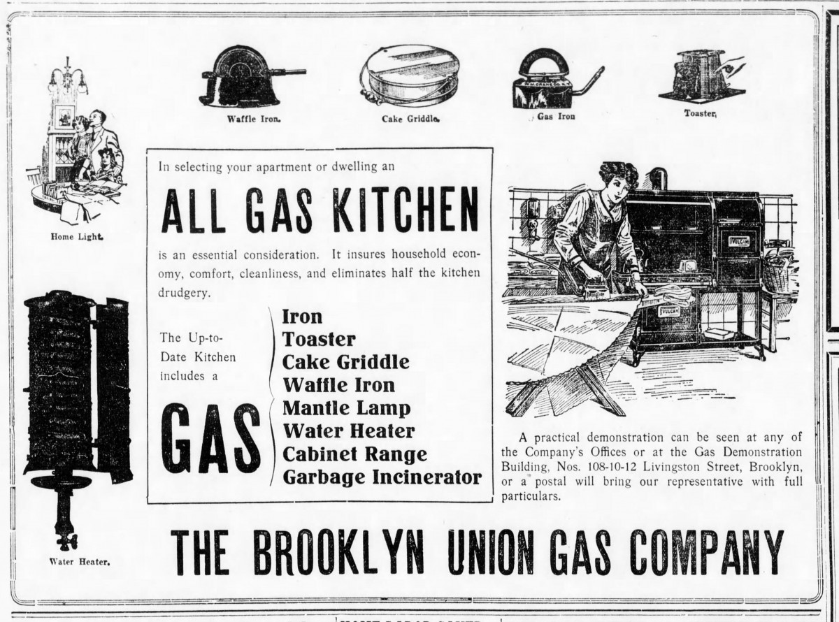 brooklyn union gas