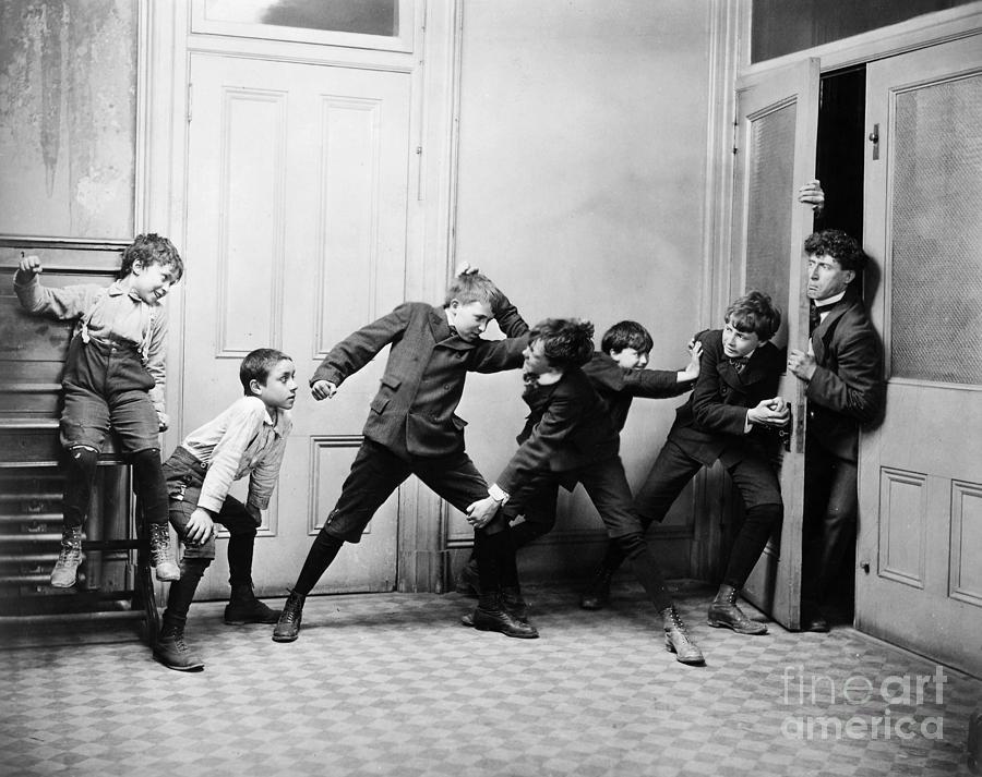 A 9 Year Old Habitual Drunkard 1900 The Brownstone